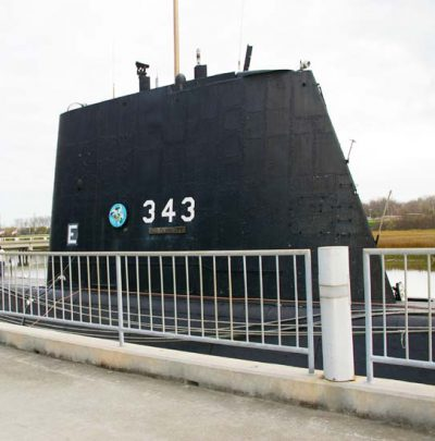 USS CLAMAGORE (SS-343)